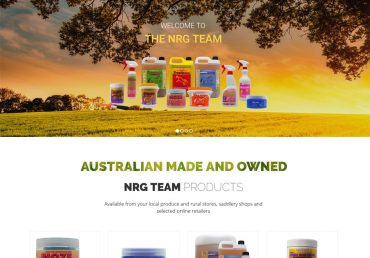 Unveiling the brand new NRG Website