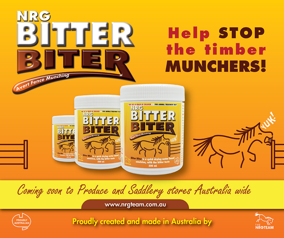 NRG Team Bitter Bitter New Product