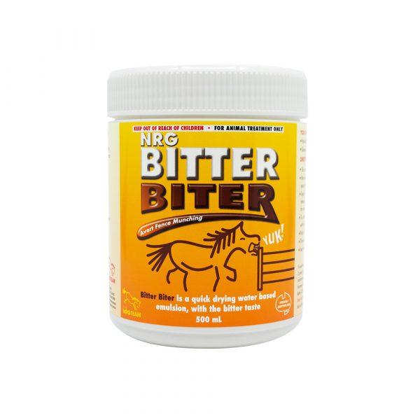 The NRG Team Bitter Biter